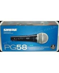 Micro SHURE PG 58 (Vocal )