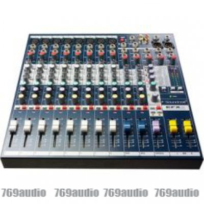 mixer sound craft EFX 8