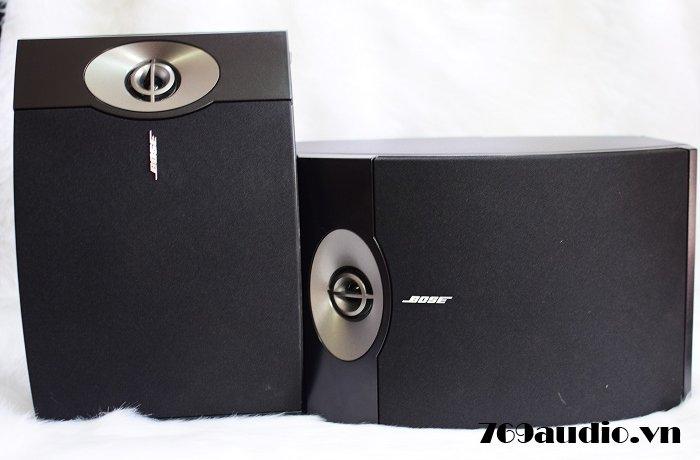 mặt trước loa Bose 301 seri V