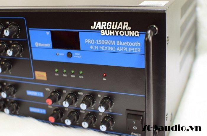 bluertooth Jarguar 1506 km