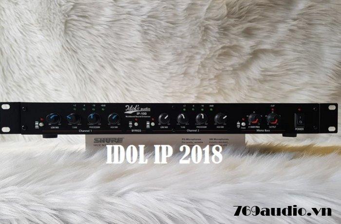 thiết bị nâng tiếng idol ip 100