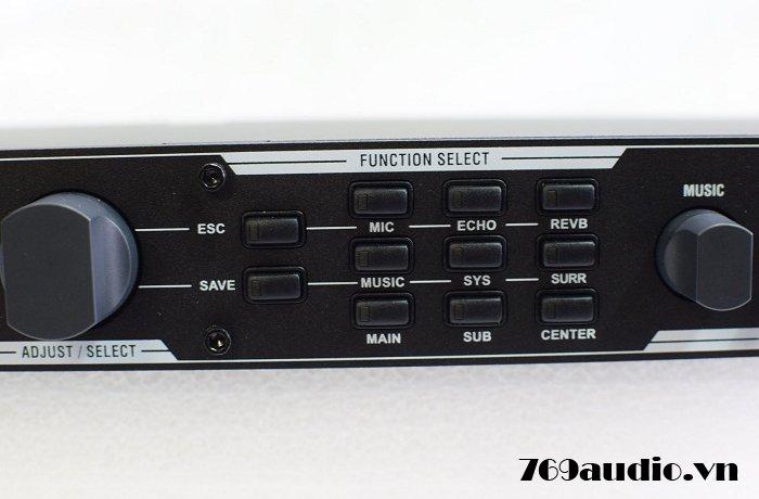 mixer JBL KX 200