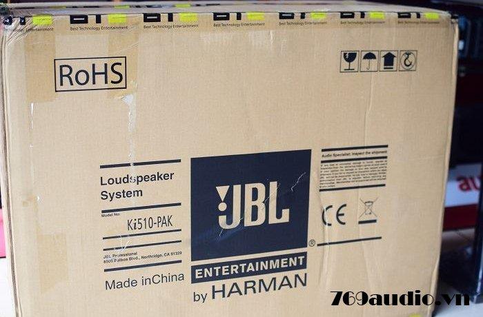 Thùng JBL KI 510