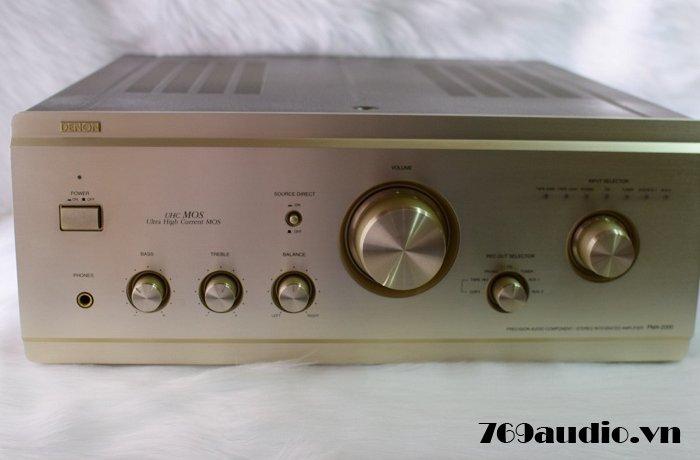 ampli denon 2000