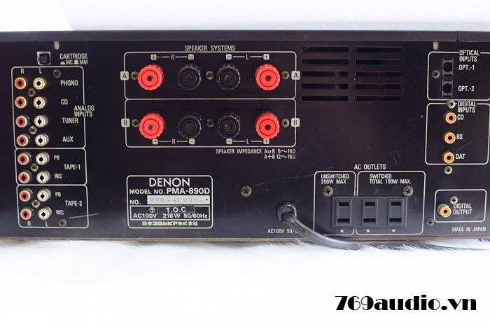 Denon 890D