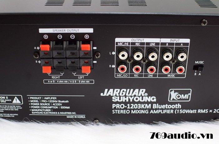 jarguar pro 1203 bluetooth
