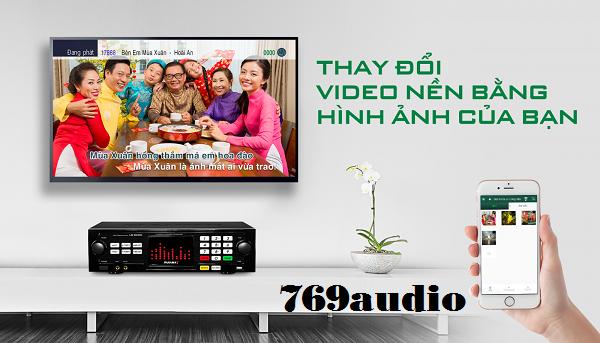 điều khiển Đầu Karaoke Paramax LS 5000