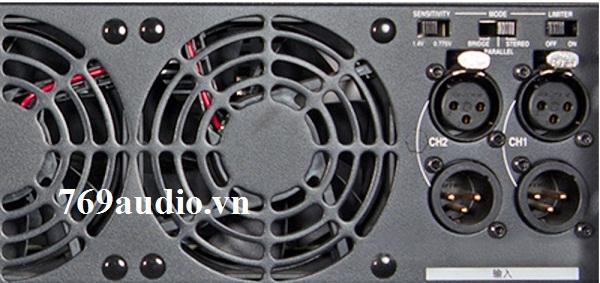 hình ảnh cục đẩy crown kvs 1000