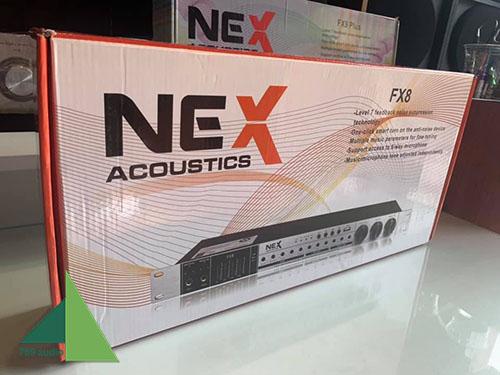 mixer nex efx8 giá rẻ tại hcm năm 2020