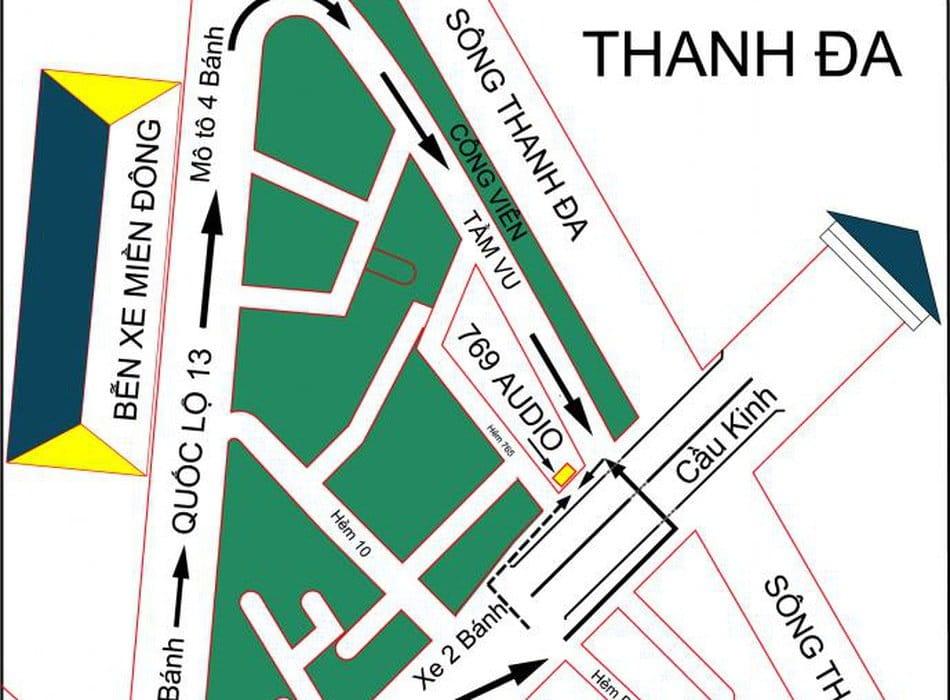Bản đồ 769audio