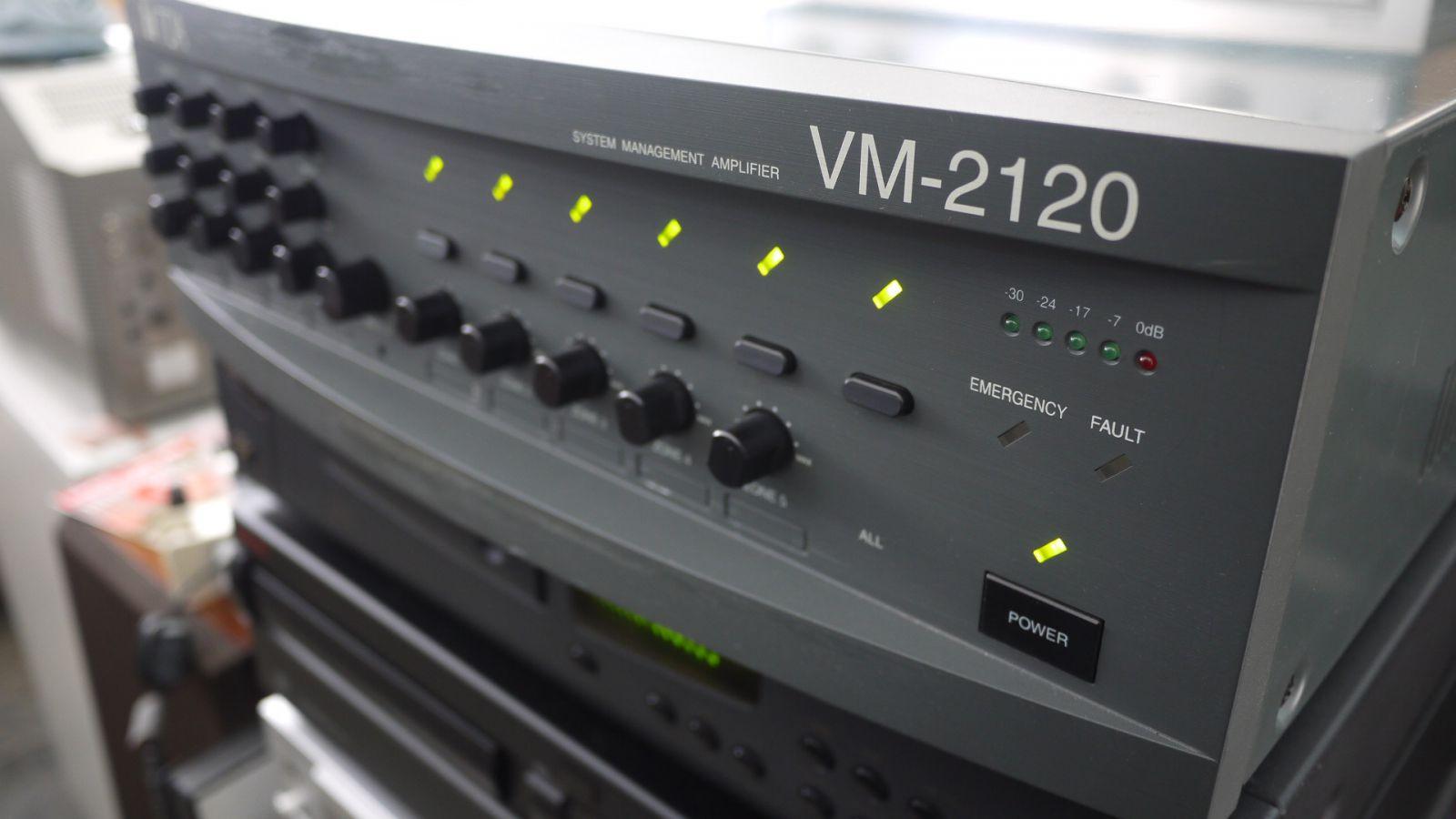 ampli toa vm 2120