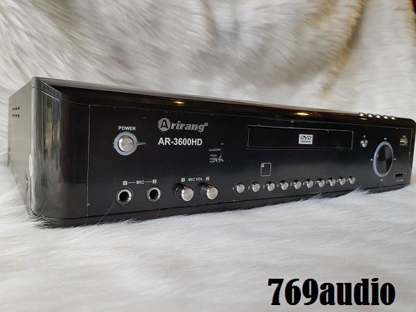 ARIRANG DVD AR3600HD