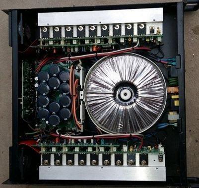 Lắp đặt kiểm tra cục đẩy Peavey CS4080