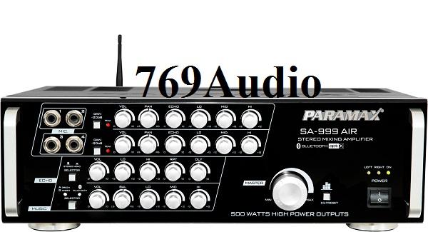 ampli paramax sa-999 air