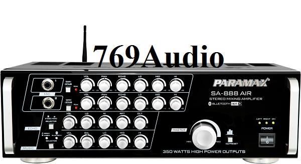 ampli paramax sa 888 air