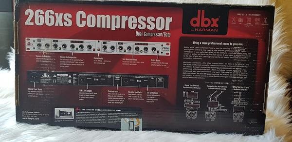 bán dbx 266xs