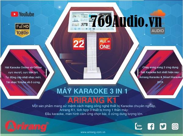 đầu karaoke K1