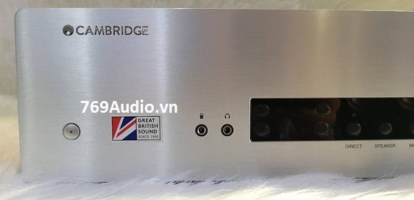 dánh giá AMPLY CAMBRIDGE CXA 80