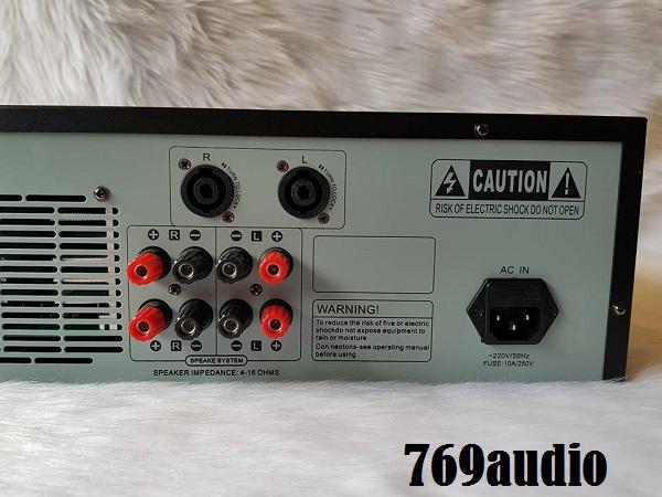 cục đẩy Mặt trước main mixer số PK 800