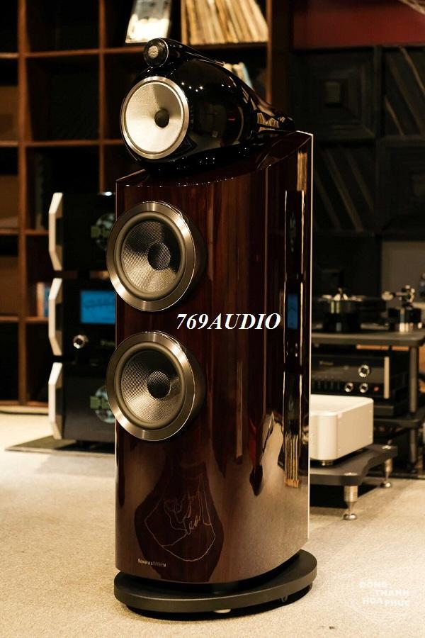 loa b&w 802 d3 pretige edition