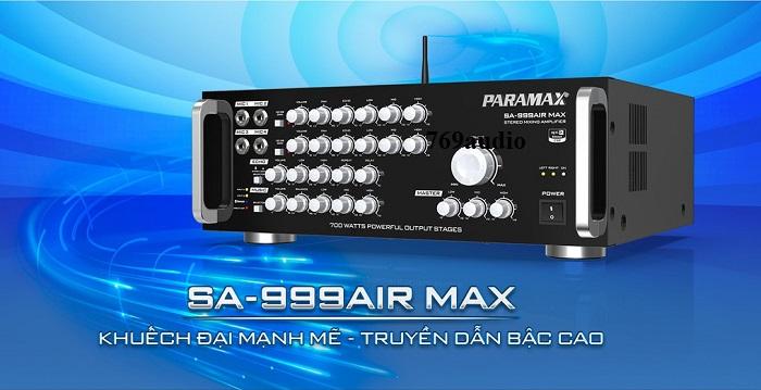 paramax sa 999 airmax