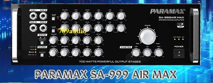 amply paramax 999 max