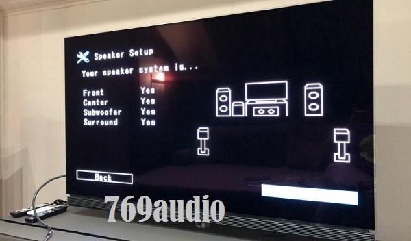 DENON AVR X250BT