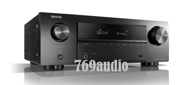 DENON AVR X550BT