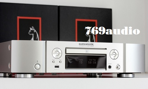 ĐANH GIA CD Marantz ND8006