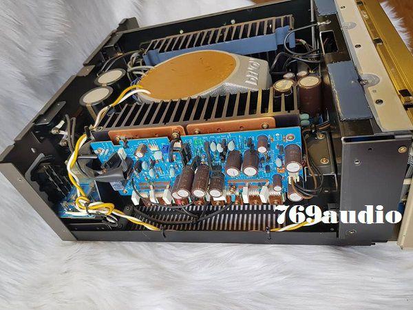 Bên trong Ampli Denon QS 10III Limited