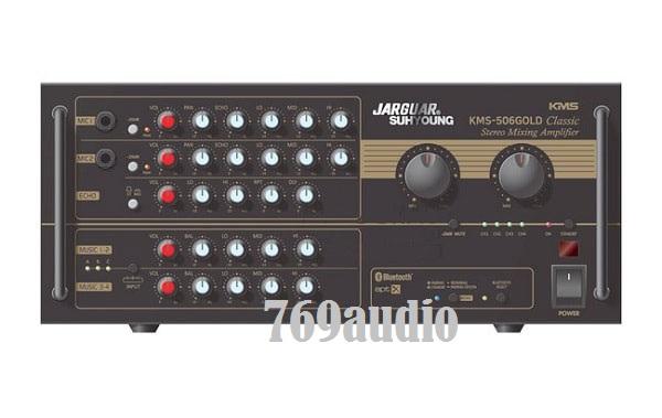 Ampli Jarguar KMS 506 Gold Classic