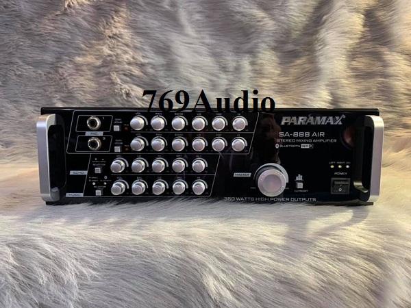 paramax sa-888 air