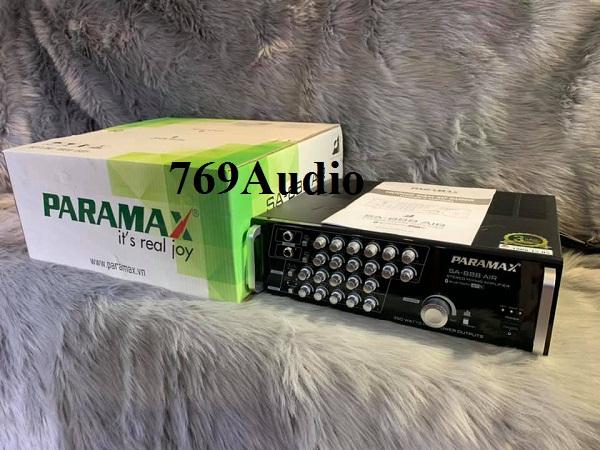 thùng ampli paramax sa 888 air