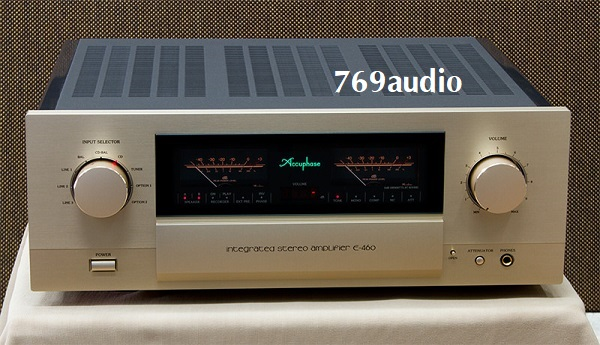 Amply Accuphase E460
