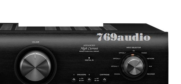 Ampli Denon PMA-800NEBK