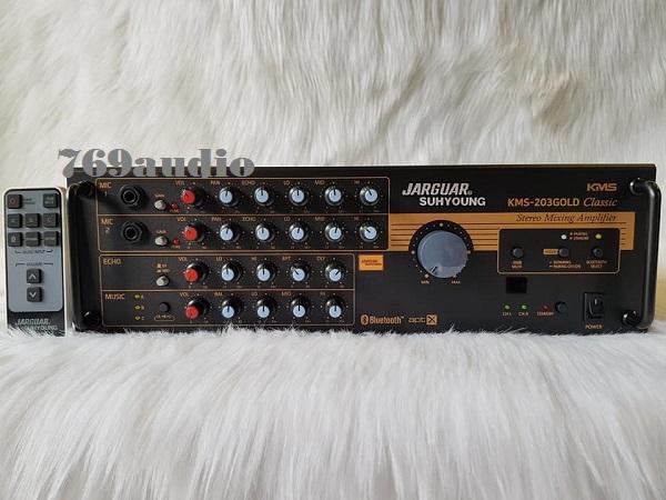 Jaguar 203 gold classic