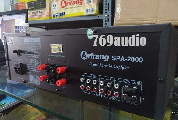 Ampli SPA 2000
