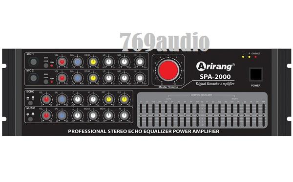 Ampli Karaoke Arirang SPA 2000