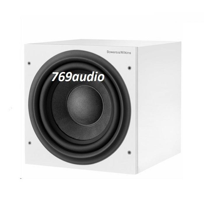 Loa Sub B&W ASW 610XP màu trắng