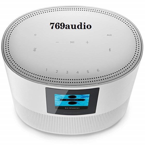 Mặt trước Bose Home Speaker 500