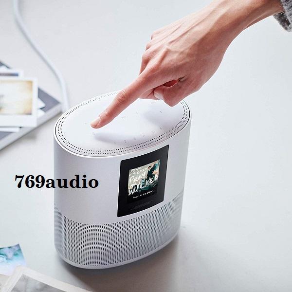 Mặt trên loa Bose Home Speaker 500