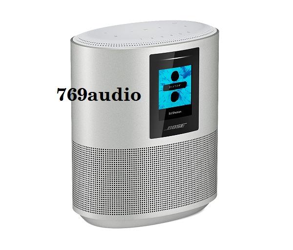 Mặt trước loa Bose Home Speaker 500