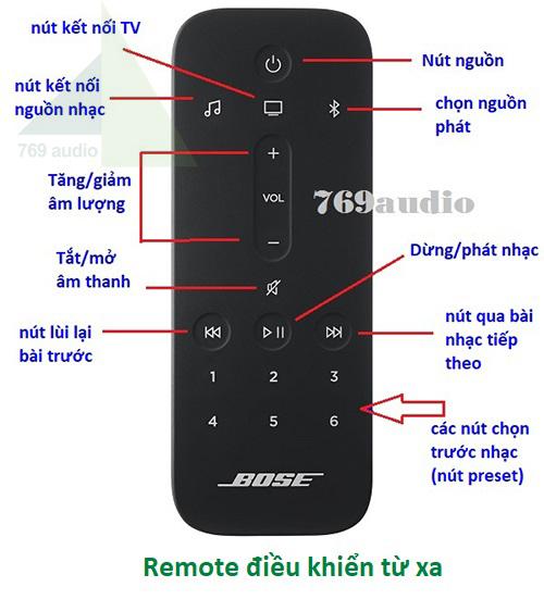 remote soundbar 700