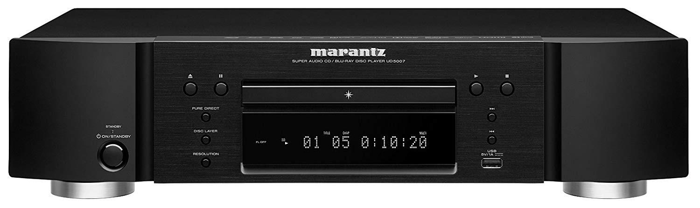 Tổng quát đầu Marantz UD5007