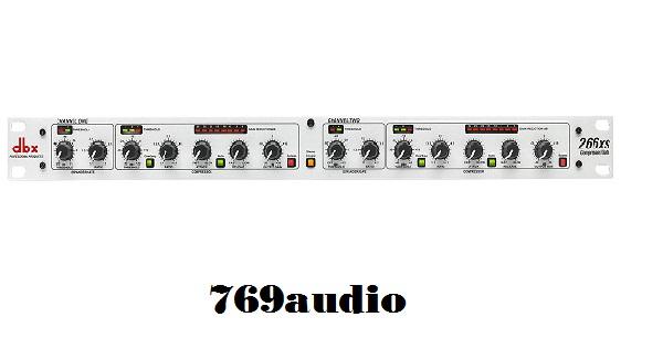 Nén DBX 266 chính hãng
