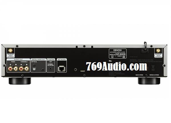 Amply Denon DNP-800NE