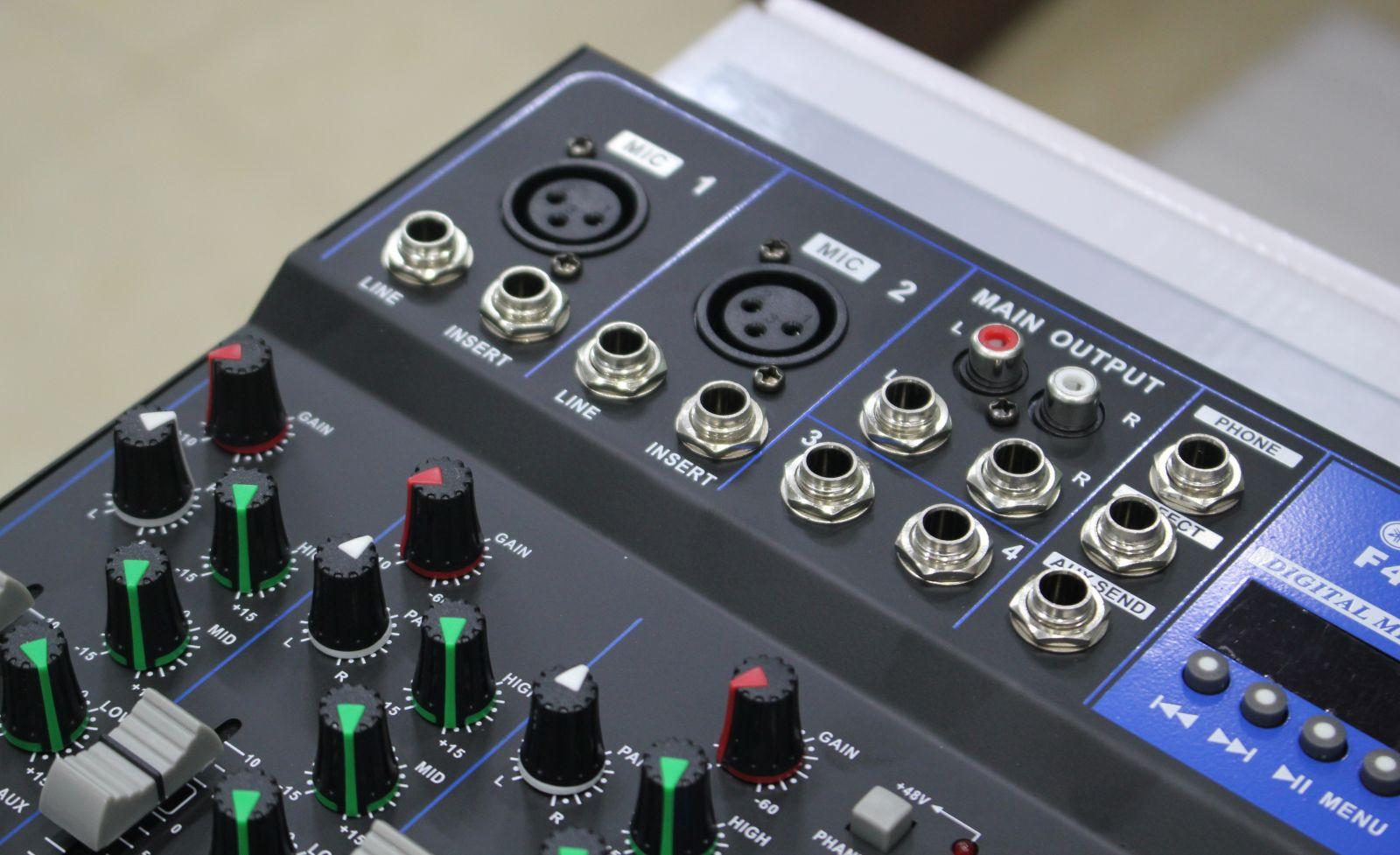 mixer ban f4 yamaha