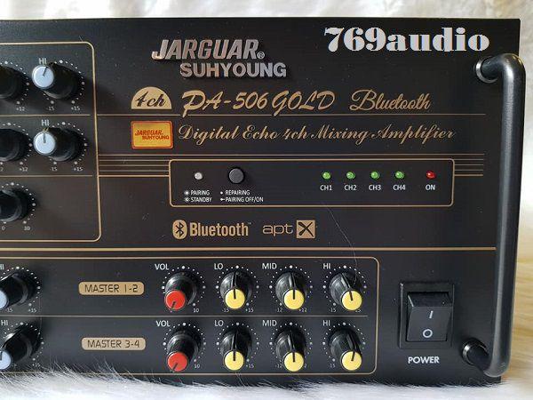 Góc phải Jaguar 506 Gold BT