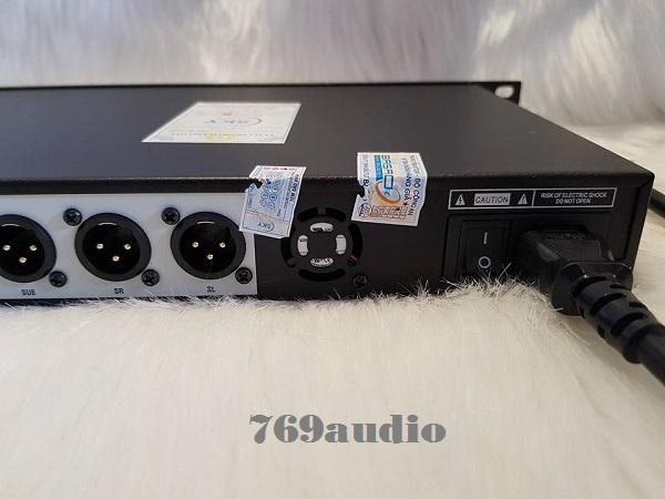 đánh giá mixer JBL KX180