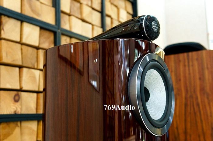 đánh giá b&w 805 D3 Prestige Edition